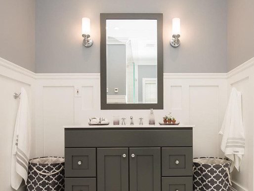 Check out our Wynnewood bathroom remodel!