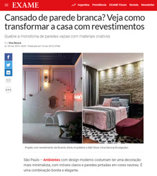 Revista EXAME Transtudio
