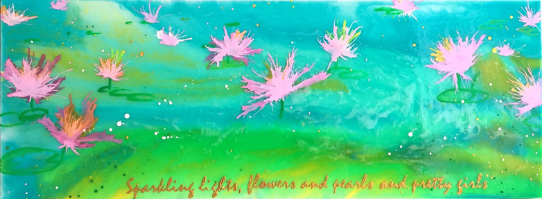 Among Lilies