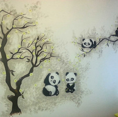 Nursery - Pandas design