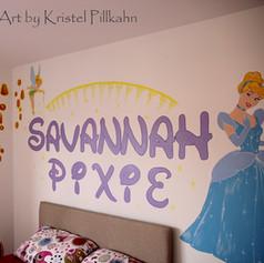 Princesses and Name