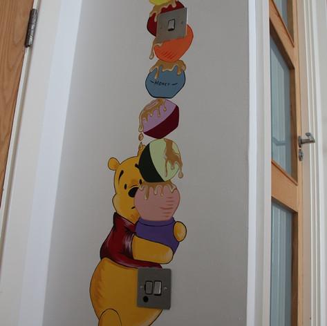 Winnie The Pooh Wall Chart