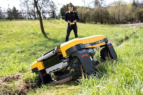 SPIDER CROSS LINER mower