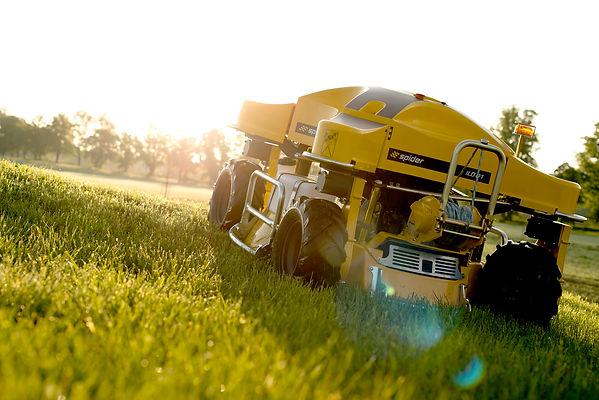 SPIDER ILD01 mower