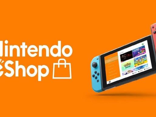 Veja os Mais Novos Lançamentos Disponíveis a partir de Hoje na Nintendo eShop do Brasil