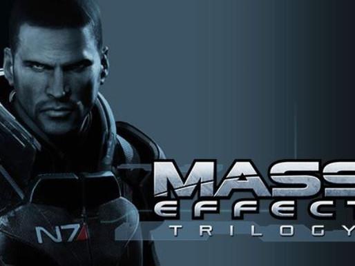 Loja Varejista portuguesa lista Mass Effect Trilogy para Nintendo Switch