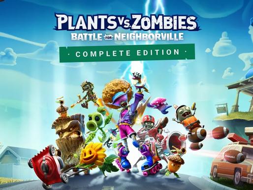[Review]Plants vs Zombies: Battle for Neighbourville Complete Edition-Diversão e Perfeição no Switch