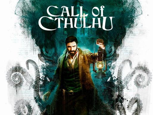 Call of Cthulhu chegará no dia 8 de Outubro ao Nintendo Switch e ganha trailer
