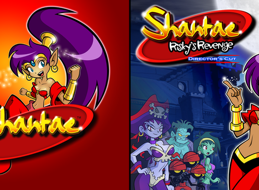 Shantae GBC e Risky Revange ganharão edições de colecionador para Nintendo Switch
