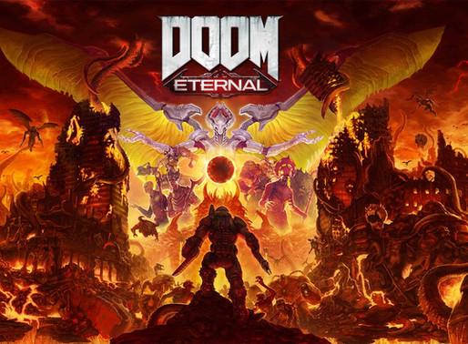 Data de lançamento do Doom Eternal para Switch será anunciada em breve