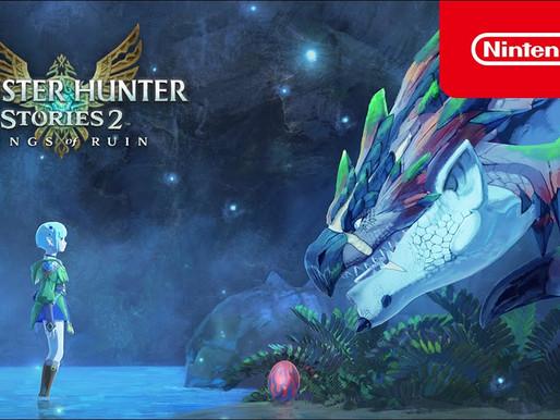 Monster Hunter Stories 2: Wings of Ruin Traz Novidades de História e Jogabilidade