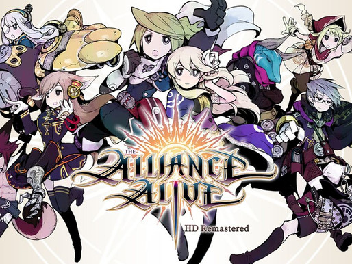 [Review/Análise] The Alliance Alive HD Remastered para Nintendo Switch