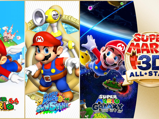 Análise/Review - Super Mario ™ 3D All-Stars - A Coletânea 3D dos 35 anos de Super Mario
