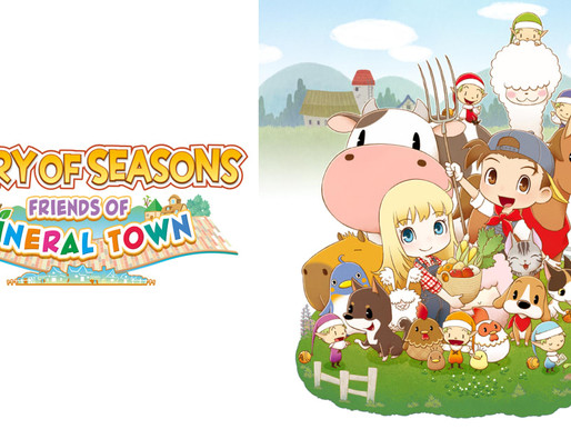 [Review] Story of Seasons: Friends of Mineral Town um Clássico Atemporal
