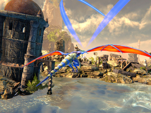 Análise de Panzer Dragoon Remake - O Reencontro com um Clássico dos Games