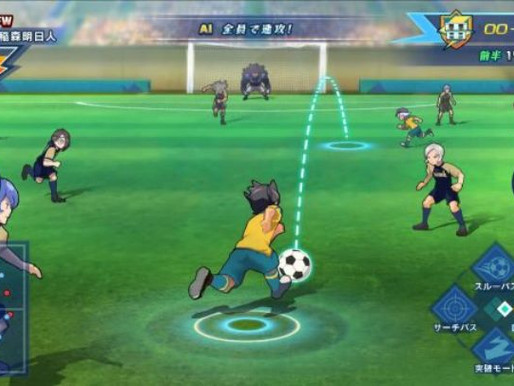 Inazuma Eleven Ares é anunciado para Switch