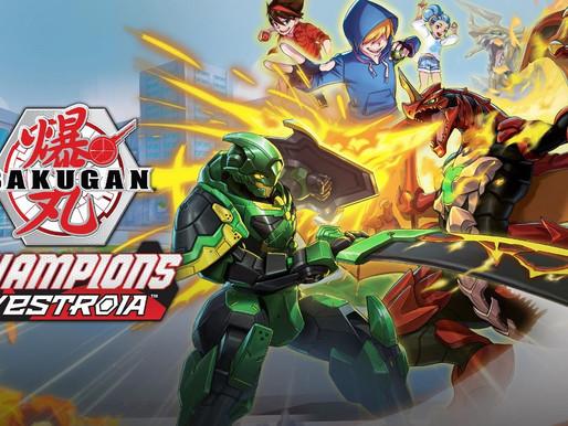 Trailer de lançamento de Bakugan:Champions of Vestroia