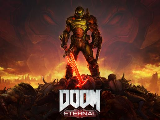 DOOM Eternal já está disponível no Nintendo Switch
