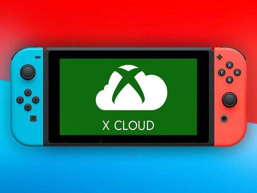 Veja o XCloud rodando no Nintendo Switch desbloqueado com Android