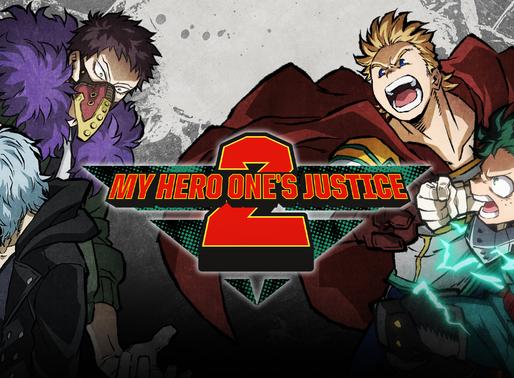 MY HERO ONE'S JUSTICE® 2  é anunciado nas Américas