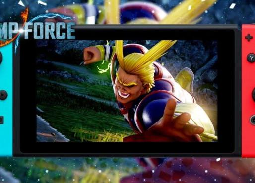 Jump Force Deluxe Edition é anunciado oficialmente para Switch, veja o Trailer