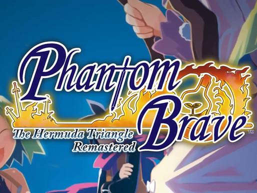 Phantom Brave Remastered ganha Trailer para Nintendo Switch