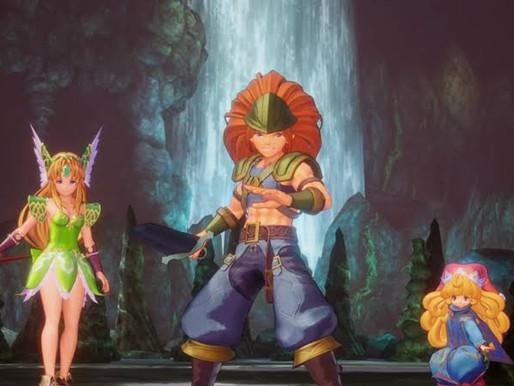 Demo de Trials of Mana já está disponível no Nintendo Switch