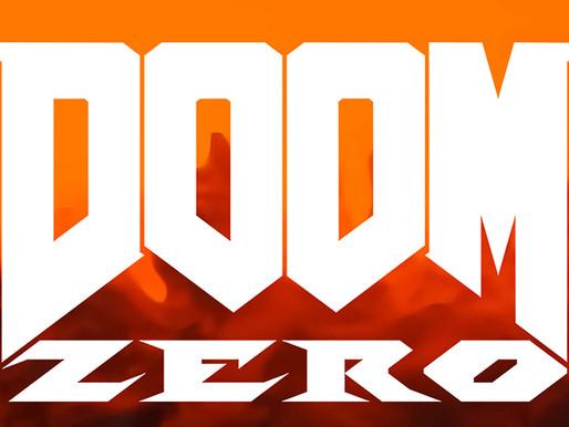 Doom Zero está disponível para download em Doom e Doom II no Nintendo Switch