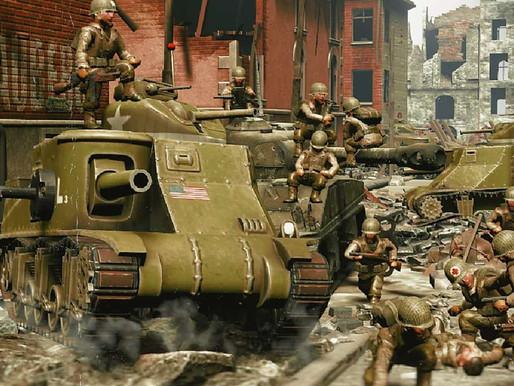 Toy Soldiers HD estará na E3 2021