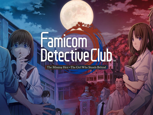 [Review] Famicom Detective Club - O Renascimento do Clássico no Nintendo Switch