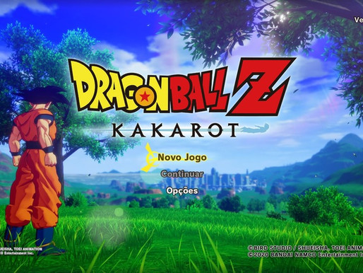 Grandes Batalhas em DRAGON BALL Z: KAKAROT + A NEW POWER AWAKENS SET