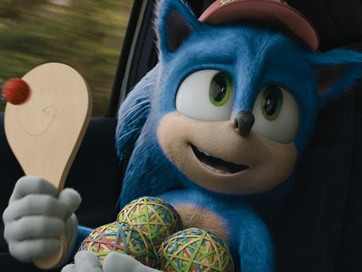 O filme de Sonic the Hedgehog será lançado em 31 de março no formato digital