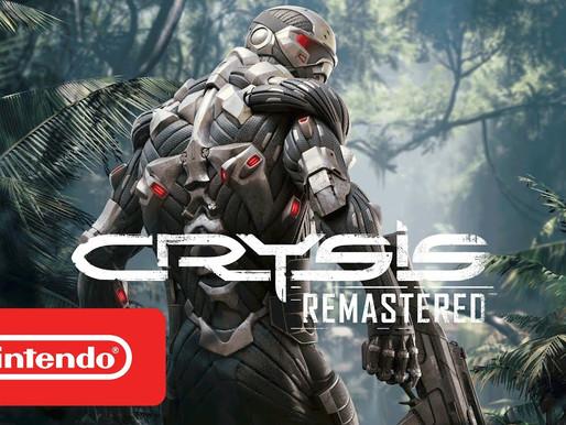 Crysis Remastered ganha nova atualização que melhora ainda mais os gráficos e a resolução no modo TV