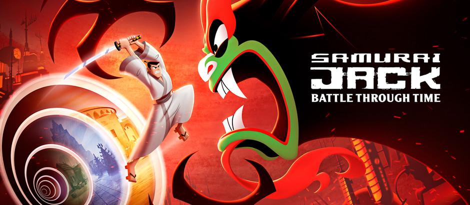 [Review/Análise] - Samurai Jack: Battle Through Time para Nintendo Switch