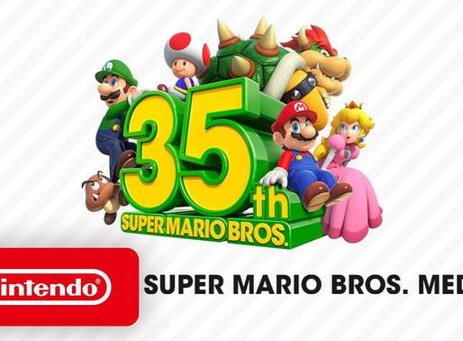 Vídeo: Super Mario Bros. medley