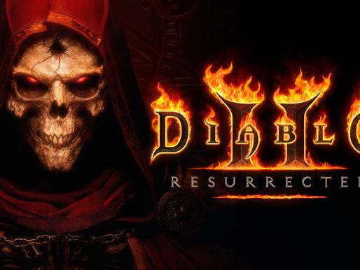 Diablo 2 Resurrected ganha data de lançamento oficial e novo trailer incrível