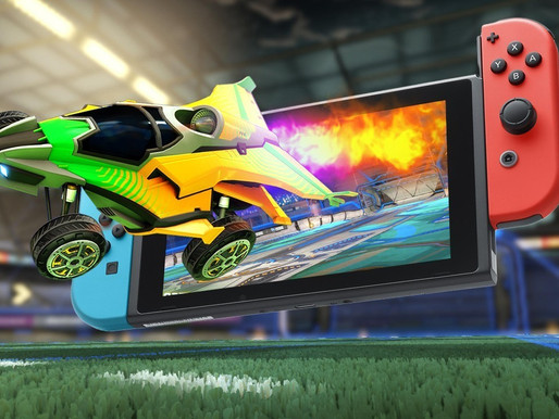 Rocket League confirmado para 14 de Novembro no Switch
