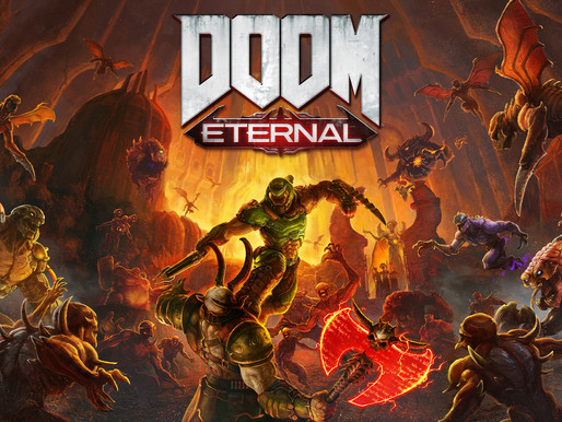 Review / Análise - Doom Eternal para Nintendo Switch é Brutal