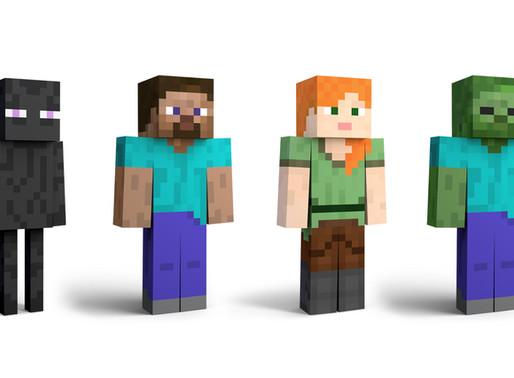 Steve e Alex de Minecraft chegam a Super Smash Bros Ultimate