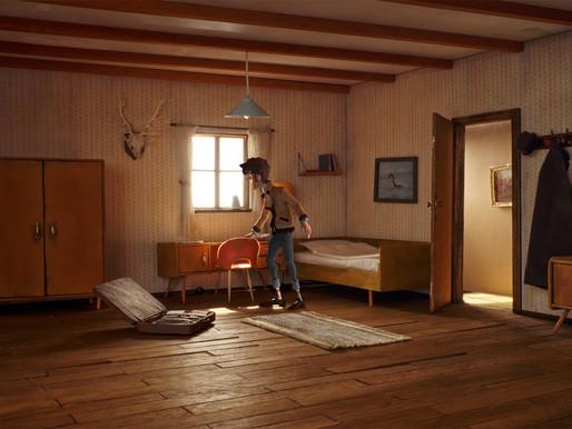 Trüberbrook - Jogo belíssimo de Sci-fi ganha meta para Switch no Kickstarter