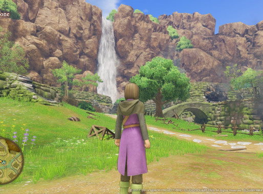Dragon Quest XI - S : 1 hora de gameplay