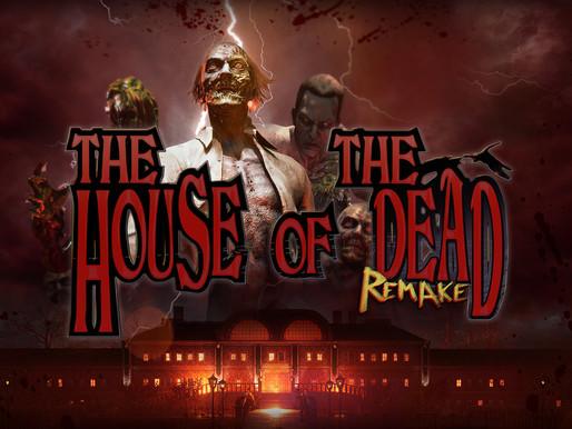 The House of the Dead Remake ganha novos detalhes