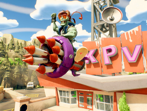 "Plants vs Zombies: Battle for Neighbourville ""Complete Edition"" é listado para Nintendo Switch"