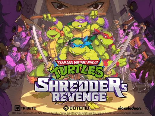 Novo jogo das Tartarugas Ninjas é Anunciado