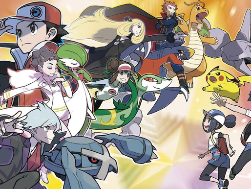Pokemon Masters já está disponível para Android e IOS