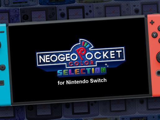 KING OF FIGHTERS R-2 e SAMURAI SHODOWN! 2 já estão disponíveis para Nintendo Switch