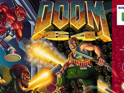 Doom 64 está chegando oficialmente ao Switch