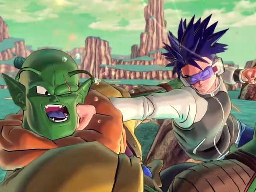 Dragon Ball Xenoverse 2 para Switch ultrapassa as 500 mil cópias