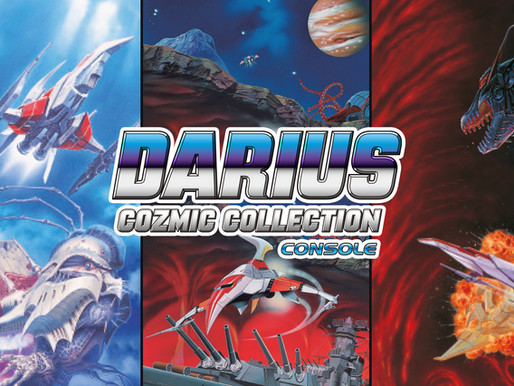 Review: Darius Cozmic Collection(Console) - Nintendo Switch