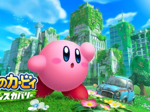 Kirby: Discovery é vazado antes da Nintendo Direct para Switch
